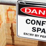 confined space oxygen levels